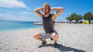 A Forgotten Movement for Leg Dynamicity and Elasticity