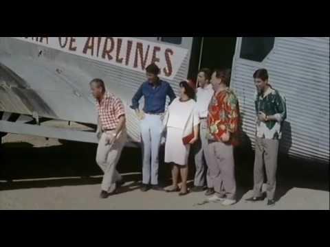 ☛☛ Unsere tollen Tanten in der Südsee 1964  ganzer Film ☚☚