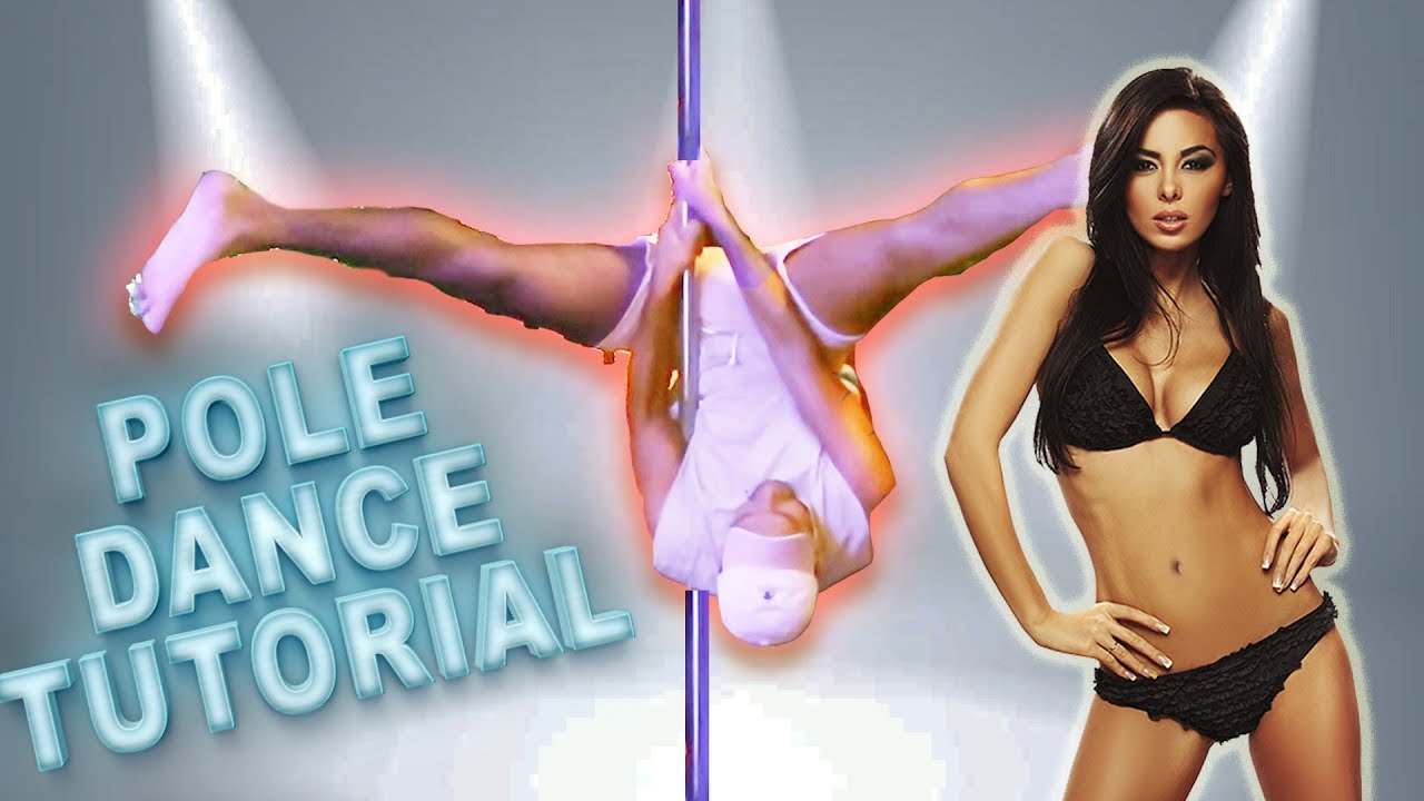 POLE DANCING TUTORIAL FOR BEGINNERS! *best move* | DANCE ...