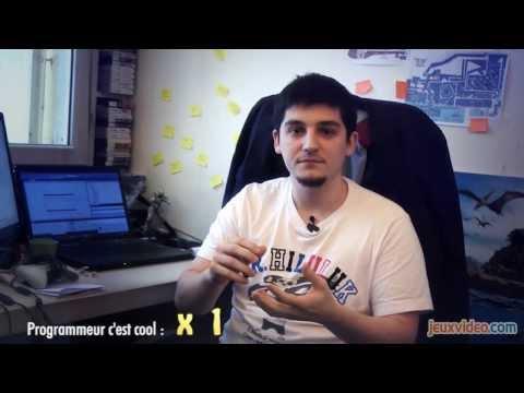 Les métiers du jeu vidéo - Programmeur - JeuxVideo.com