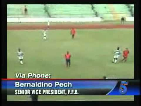 Belize Vs Montserrat - World Cup Qualifier