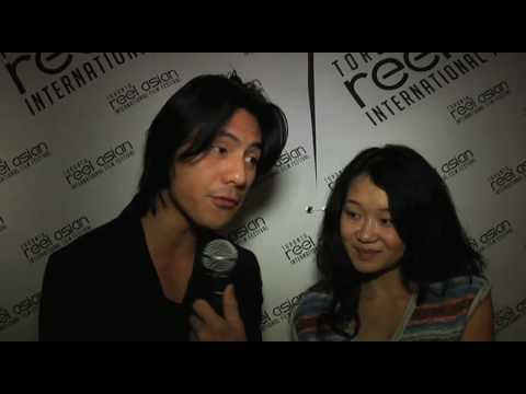 """Reel Asian Closing 09: Cathy & Arthur """"On the Reel"""" with Deans"""