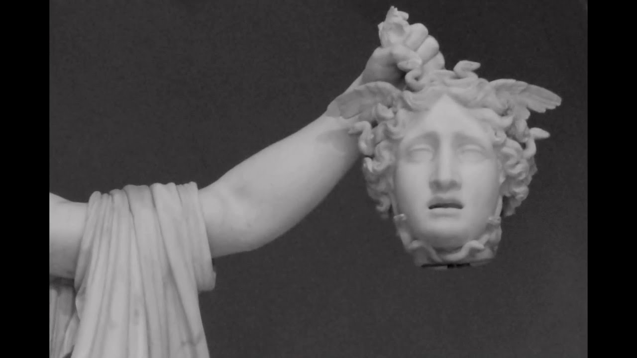 Perseus And The Head Of Medusa Of Antonio Canova Just Restored In Vatican Museums Manortiz