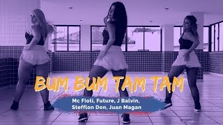 Baixar Bum Bum Tam Tam - Mc Fioti, Future, J Balvin, Stefflon Don, Juan Magan   Coreografia ADC