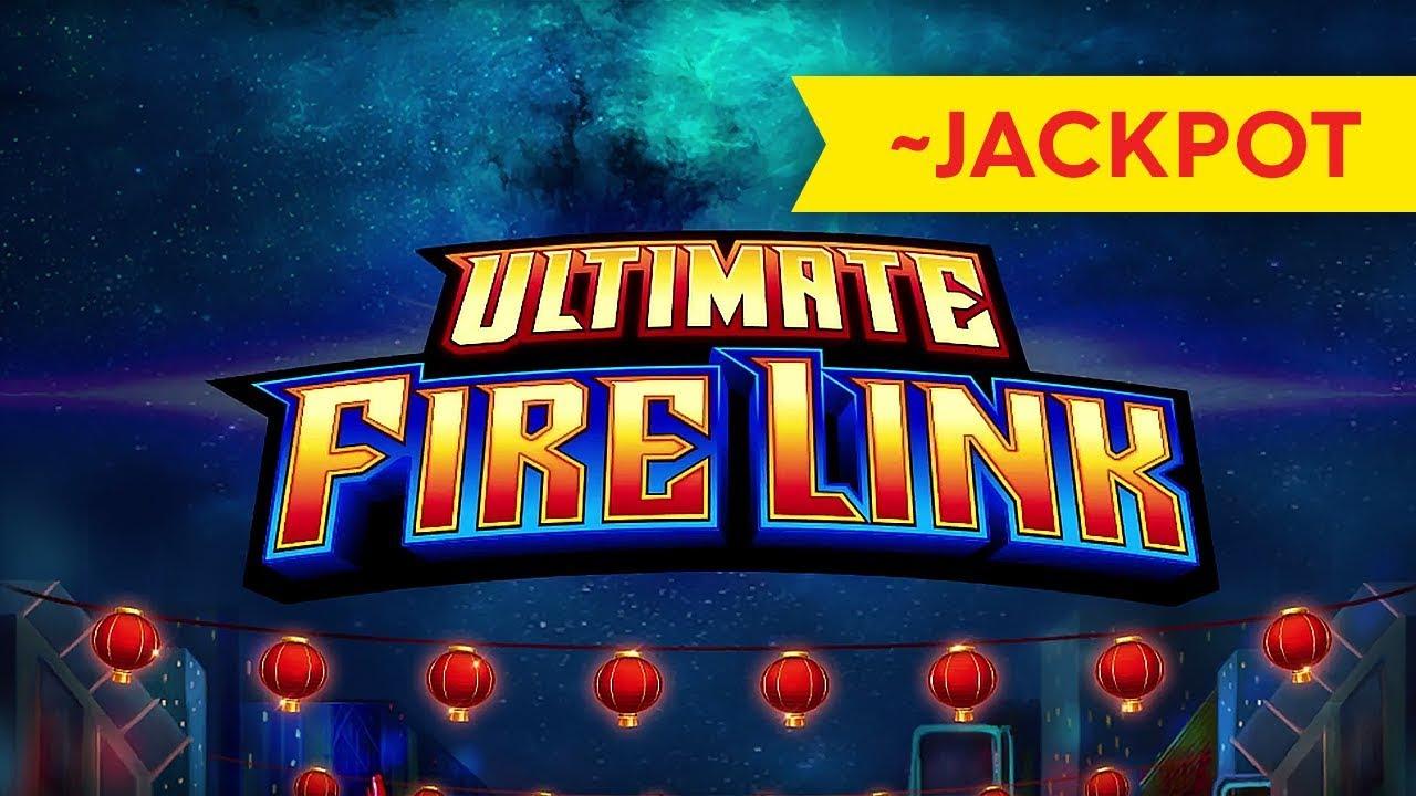 BETTER THAN JACKPOT! Ultimate Fire Link Slot