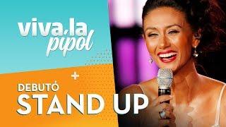 El stand up de Pamela Díaz en show de Chiqui Aguayo - Viva La Pipol