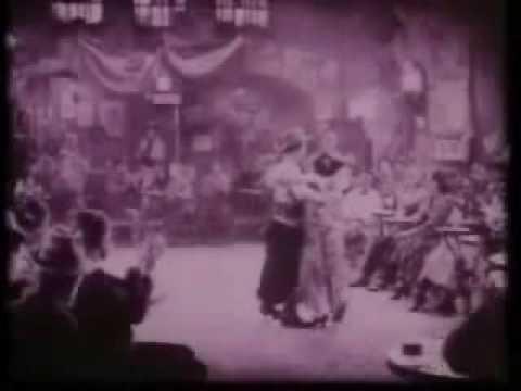 Rudolph Valentino, TANGO DANCING