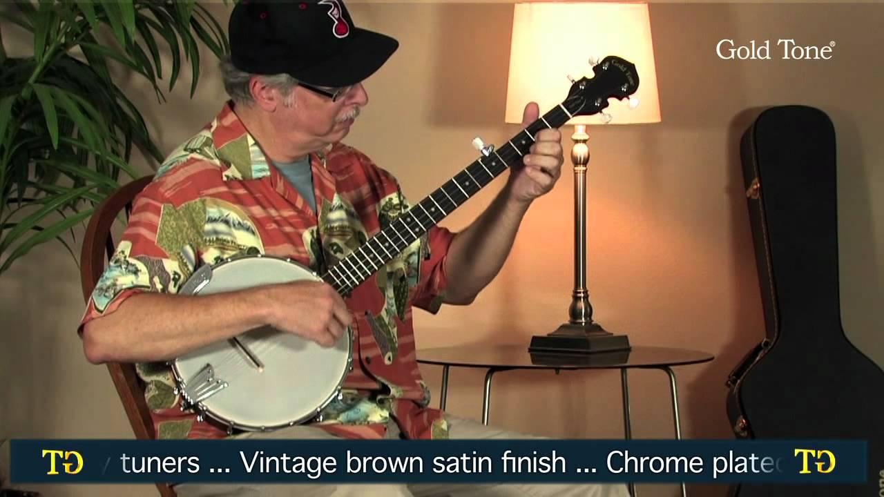 Gold Tone CC-50 Banjo