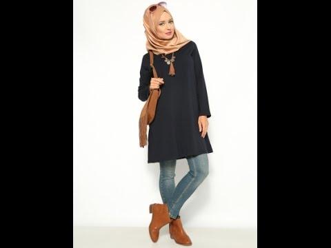 Top 10 Moda Hijab 2016 - YouTube