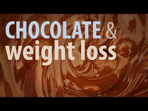 Chocolate and weight loss | natugood