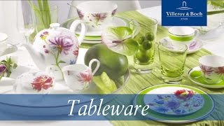 Design tableware products 2014 | Villeroy & Boch
