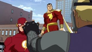 Rescuing Shade/Young Justice outsiders