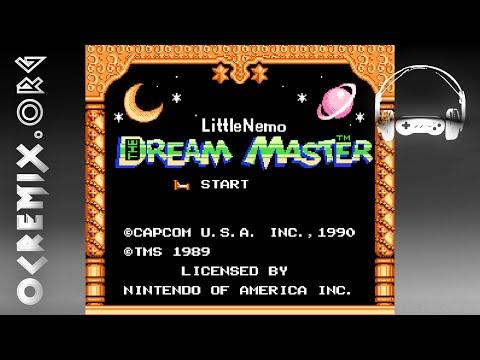 OC ReMix #1206: Little Nemo 'Nightmare King's Dream' [Nightmare King] by Shane Barber