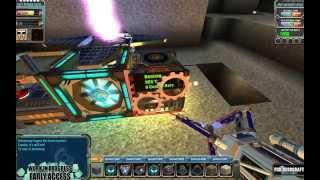 FortressCraft Evolved gameplay