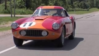 1959 Ferrari 250 GT LWB TdF Competizione Berlinetta