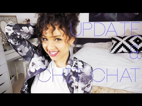 Update & Chit chat | Natural Hair, FAQ's, etc!