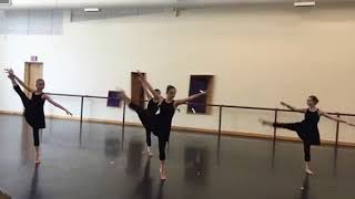 Contemporary Trio - Louisville Ballet Summer Intensive