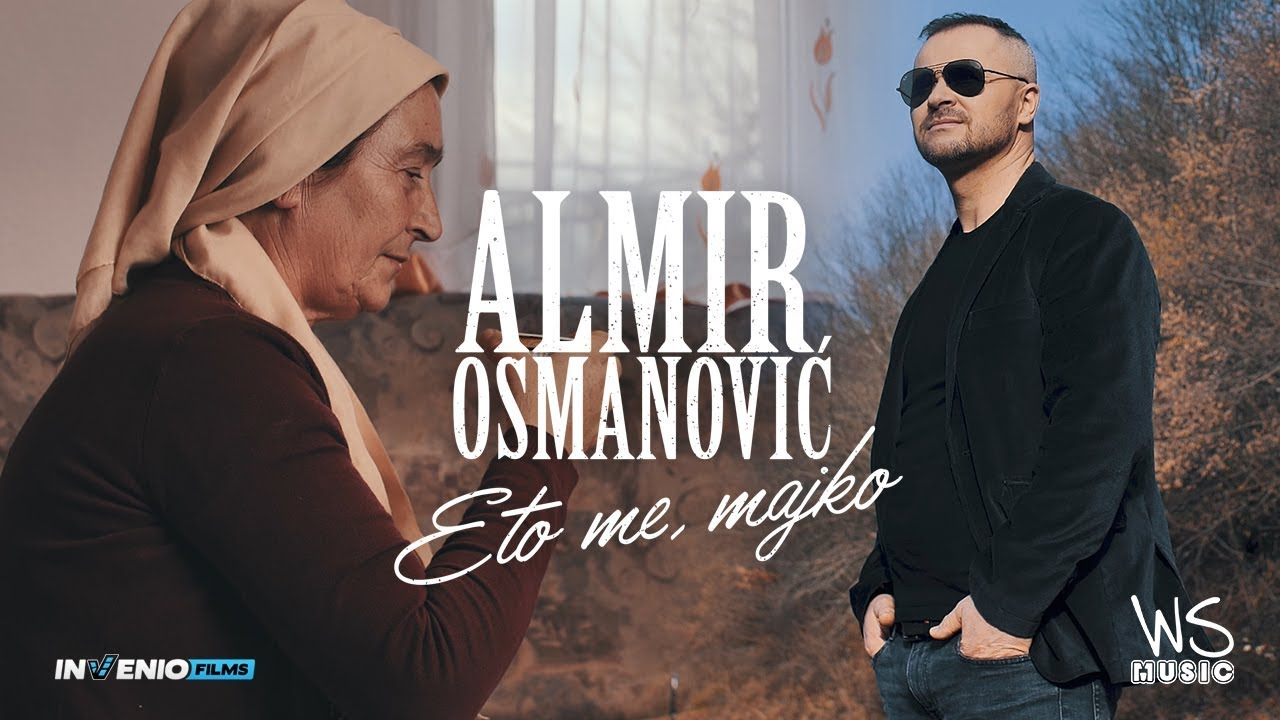 Almir Osmanovic - 2020 - Eto me majko - (Official Video)