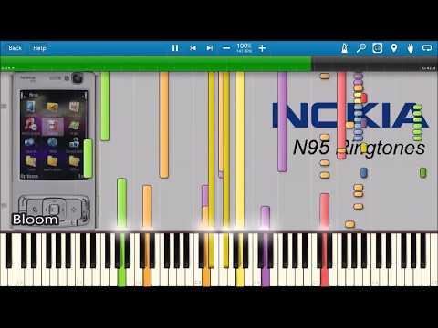 NOKIA N95 RINGTONES IN SYNTHESIA