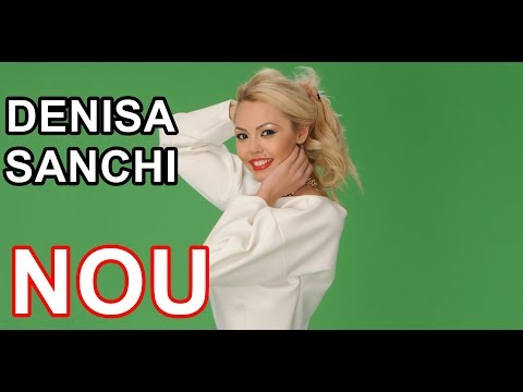 DENISA - SANCHI (OFICIAL TRACK) 2018 VIDEO LYRIC (PIESA NOUA)