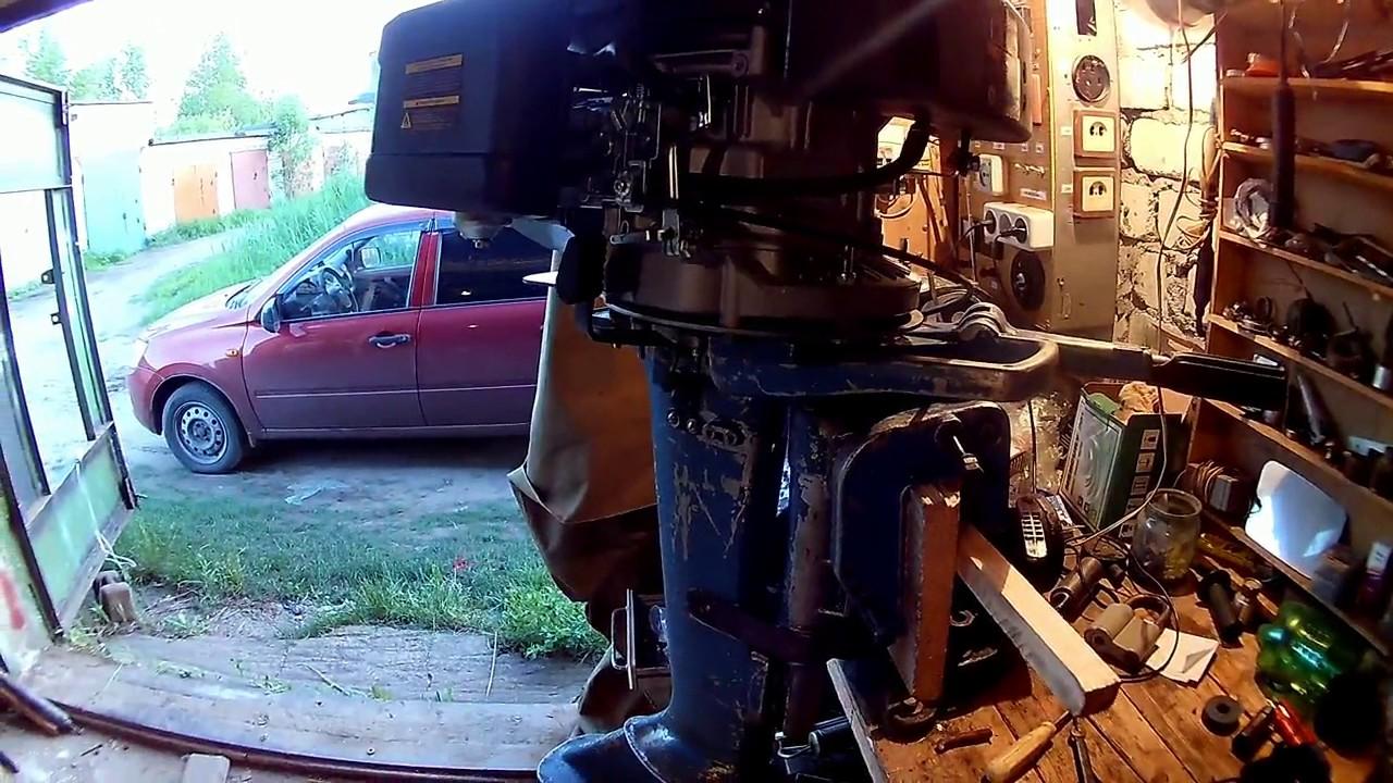 Гибрид лодочного мотора ветерок 8 своими руками 319