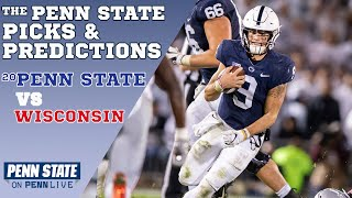 Penn State vs Wisconsin Picks and Predictions | Penn State Football 2018