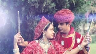 Rajasthani Folk - Thane Kajadiyo By Tripti Shakya