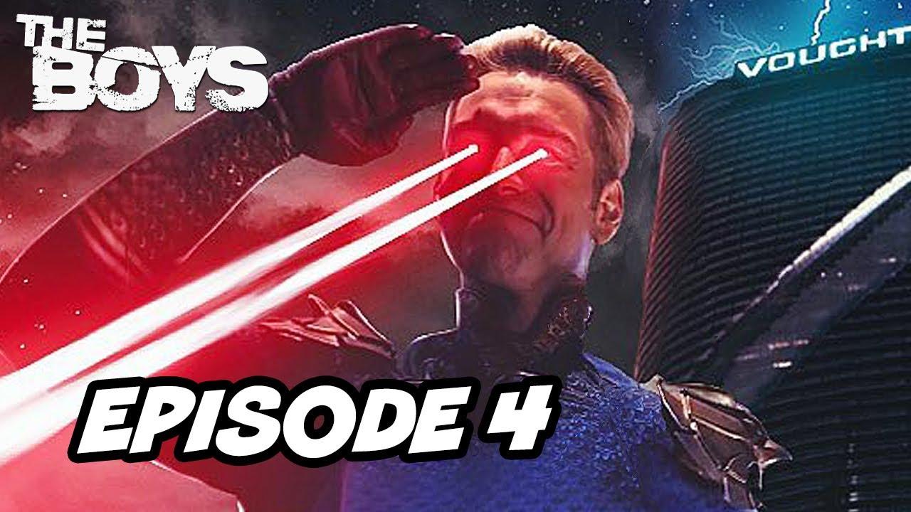 Download The Boys Season 2 Episode 4 Homelander vs Stormfront TOP 10 WTF and Easter Eggs
