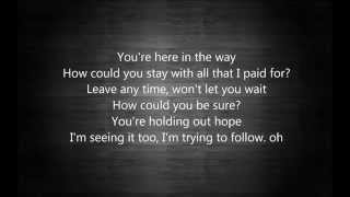let you go the chainsmokers lyrics