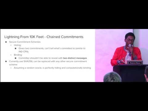 "Lightning Network Deep Dive with Laolu ""Roasbeef"" Osuntokun at SF Bitcoin Devs"
