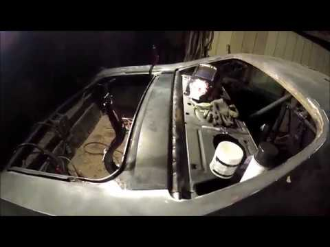 Reapers 1970 Chevelle -- Rear Deck Filler Panel Installed ...