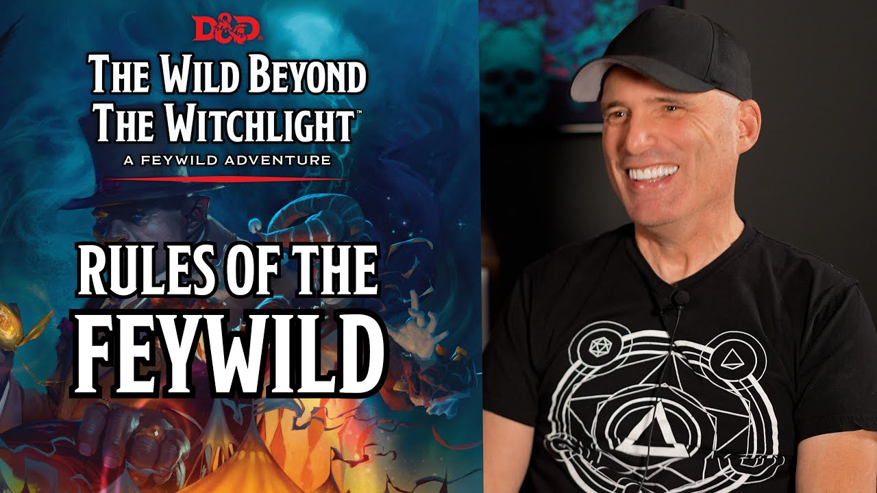 The Rules of the 'The Wild Beyond the Witchlight' With Chris Perkins | D&D