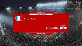 France v Croatia - 2018 FIFA World Cup FINAL - World Cup Highlights