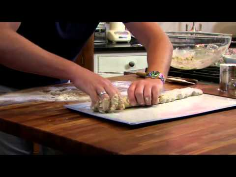 How To Make Chocolate Chip Biscotti
