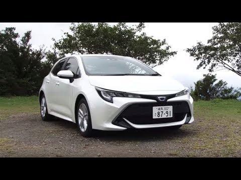 【動画】トヨタ・カローラ スポーツ 試乗インプレッション 車両紹介編