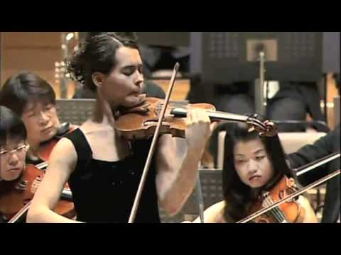 Alena BAEVA plays Tchaikovsky Violin Concerto