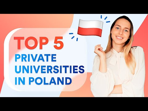 Top 5 Private Universities In Poland   Where To Study?