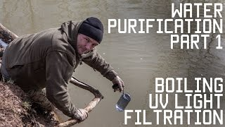 How to Purify Water part 1 | Survival Training | Tactical Rifleman Video