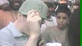 Blind Fury Battle in Coney Island #3