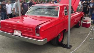 Another 65 Mopar Hemi Car