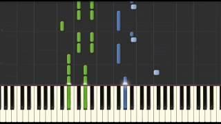 Abel Korzeniowski - Evgeni's Waltz / Synthesia (Piano Tutorial) Resimi