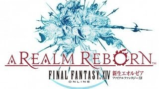 Final Fantasy 14 Online Gameplay (Gamescom 2012)
