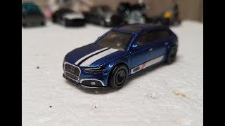 Audi RS6 Avant Hot Wheels Custom!