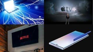 Technews #03 fastest internet speed , netflix cancel subscription, apple tv+, tik tok .  HINDI me