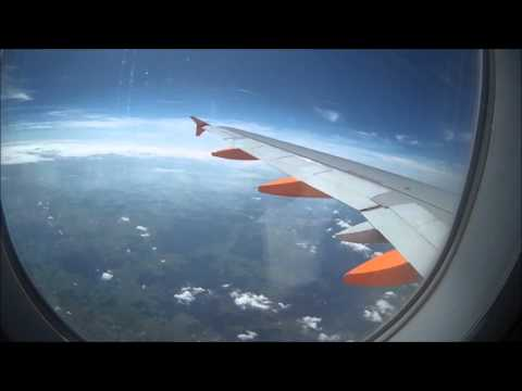 /FULL FLIGHT/-- Prague-Amsterdam-- Easy jet
