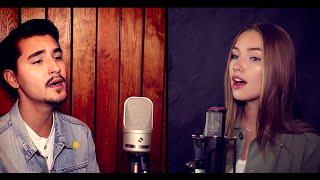 Ellie Goulding - Still Falling For You (Bridget Jones Baby) (Sara Farell & Simon Samaeng Cover)
