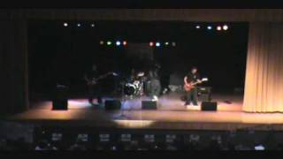 Kryptonite- 3 Doors Down (Cover) By Last In Line.Live From Watkins Memorial.Battle of the Bands 2010