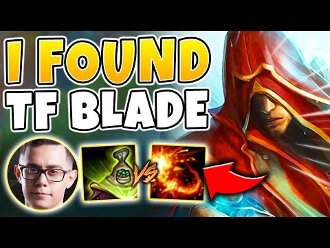 I FOUND TF BLADE IN SOLO QUEUE!! MY LEE SIN GETS OWNED? - League Of Legends