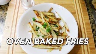 Potato Champion Fries | #vagabondeats