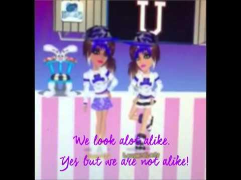 identical Twins Music video CADIELLA